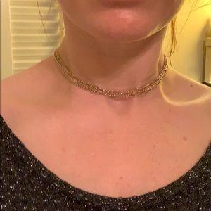 Choker gold